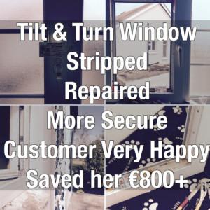 Fix UPV tilt turn window