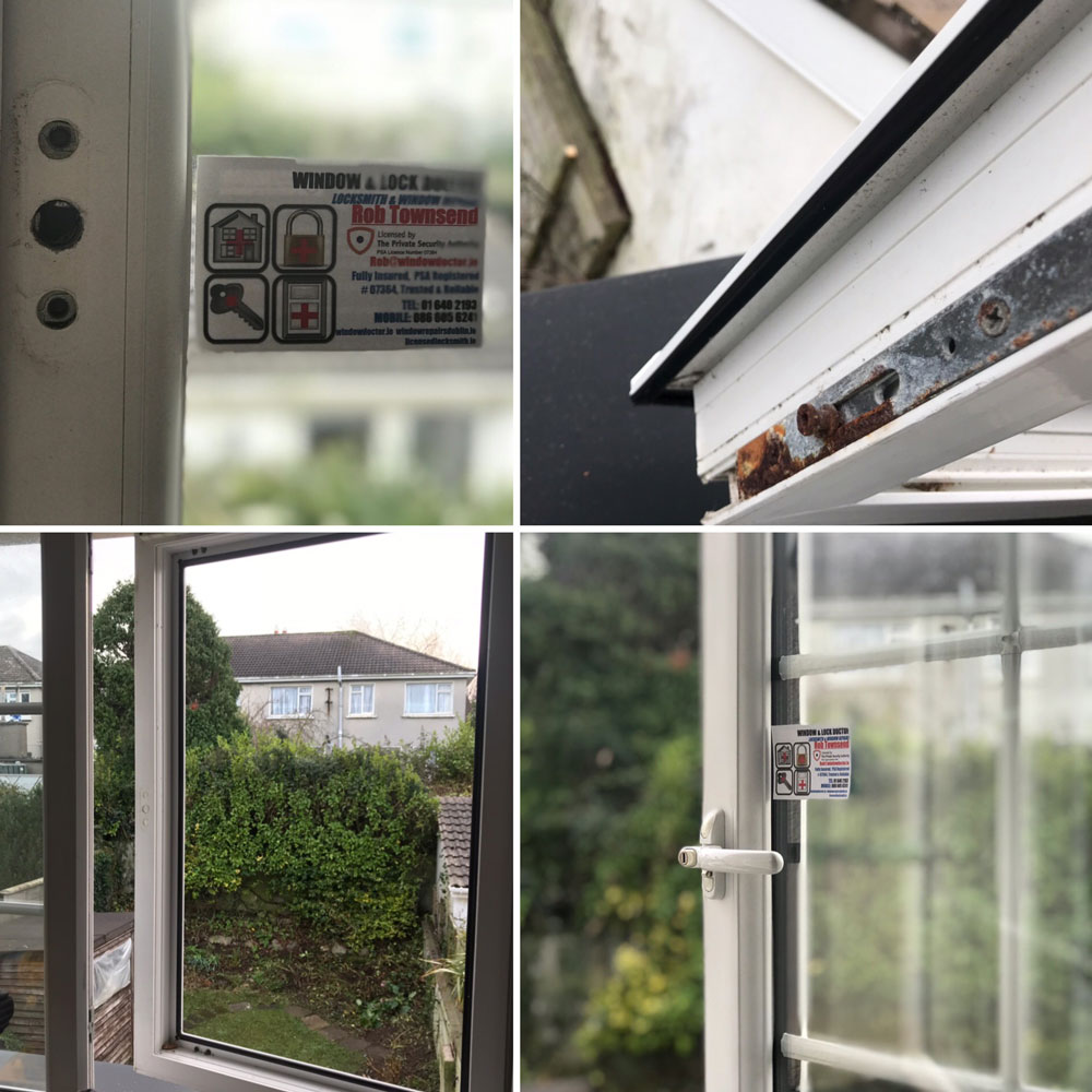 Tilt turn window repair Essex